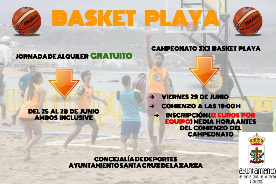 Basket playa
