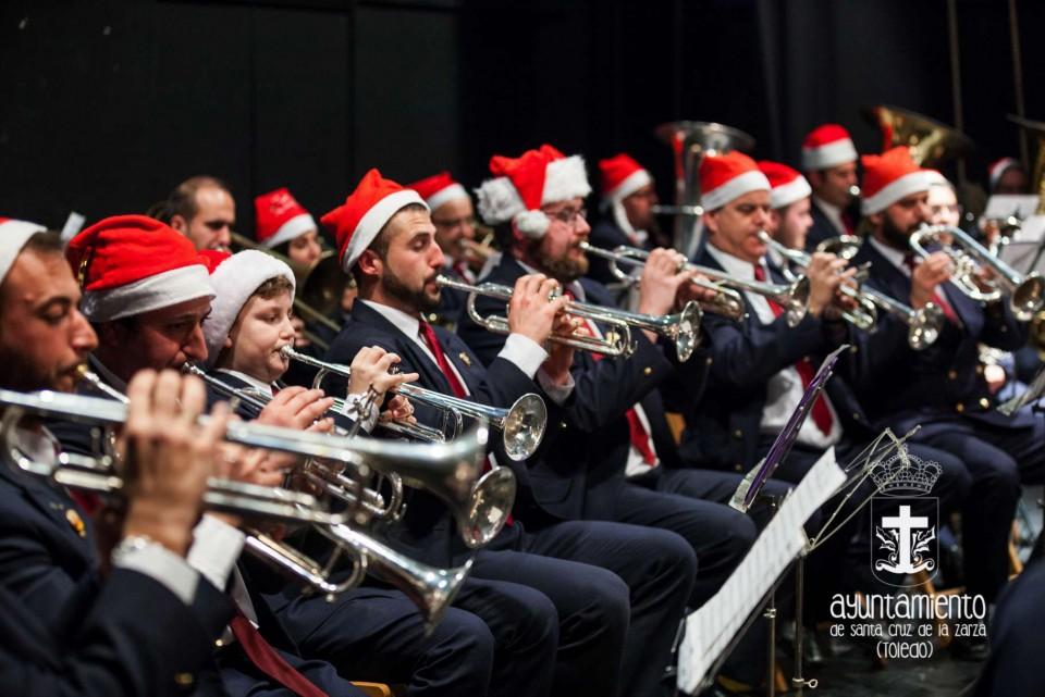 Concierto de Navidad de la Banda de Música la Filarmónica