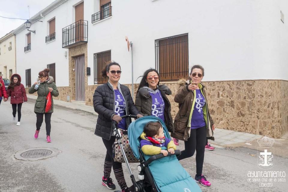 Marcha solidaria por la Igualdad de Género
