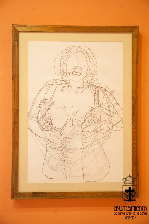 Inauguración de la Exposición. IV Muestra Mujeres en el Arte