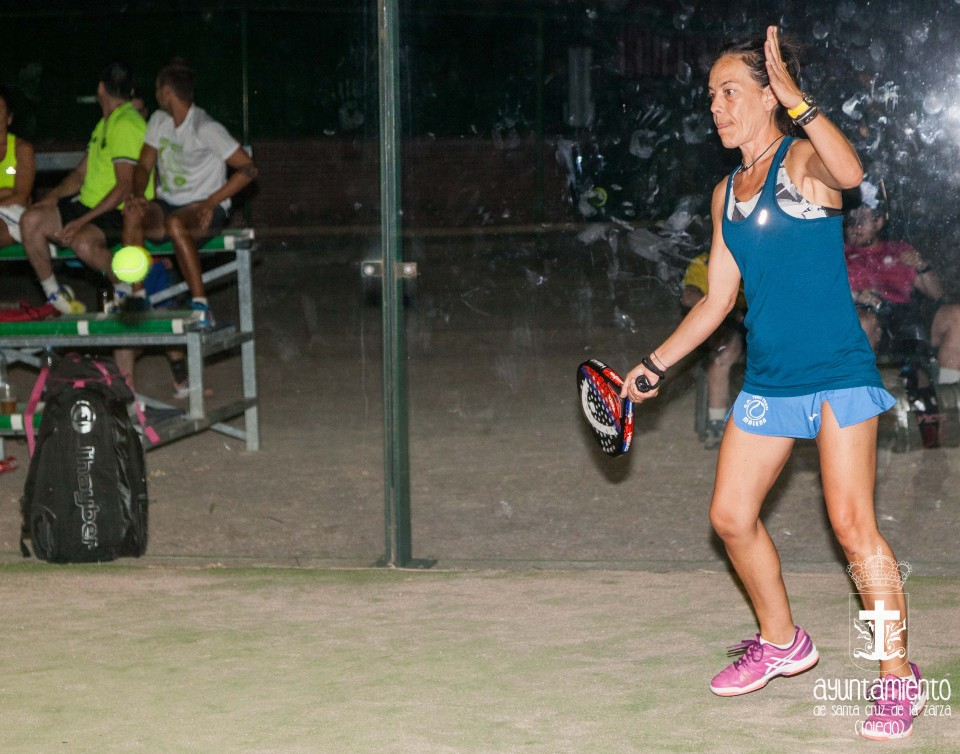 I Torneo de Pádel Nocturno