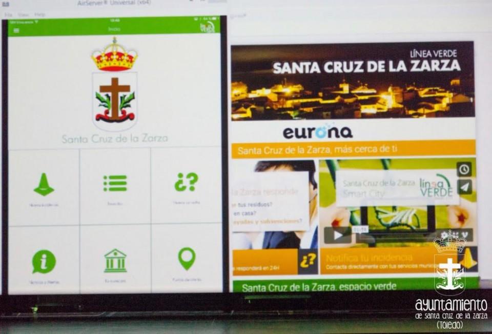 Presentación de la nueva App Línea Verd
