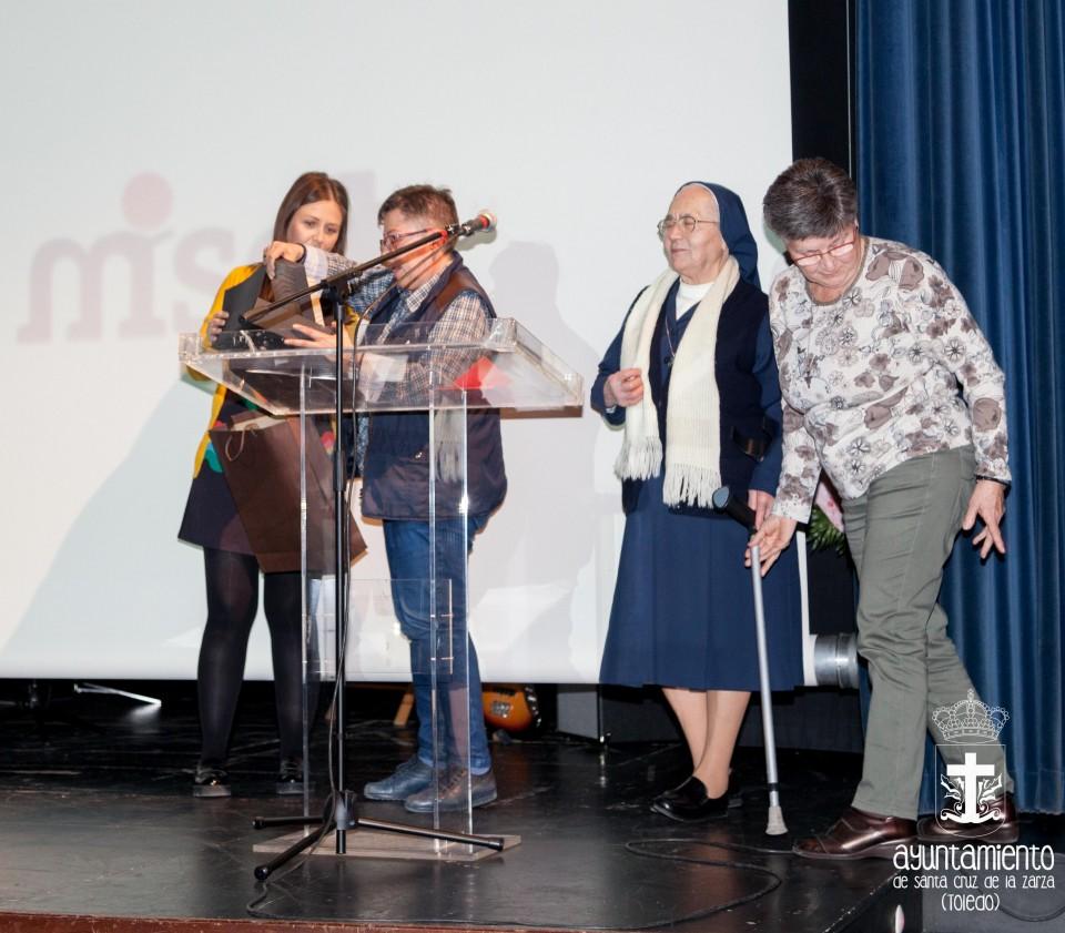 Presentación de la Obra social de las Franciscanas Hijas de la Misericordia, MISOL