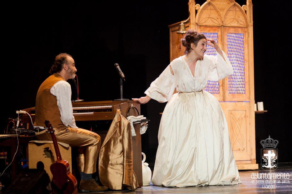 Éxito Obra de Teatro la Baltasara