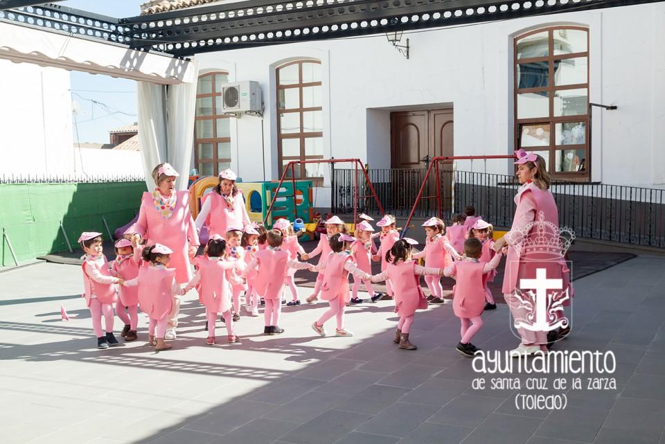 Carnaval en la guardería