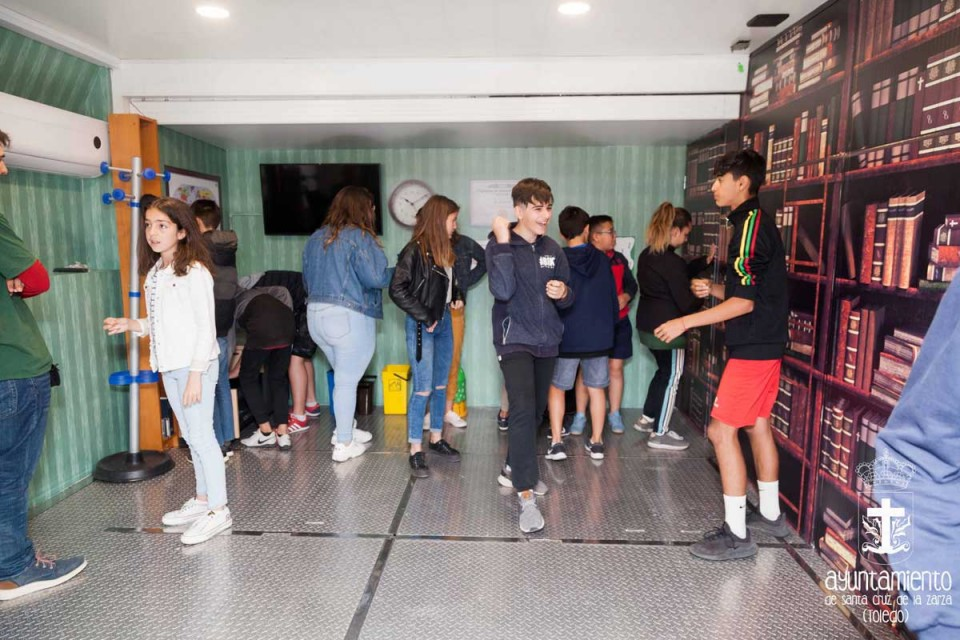 'Escape Room del Reciclaje'