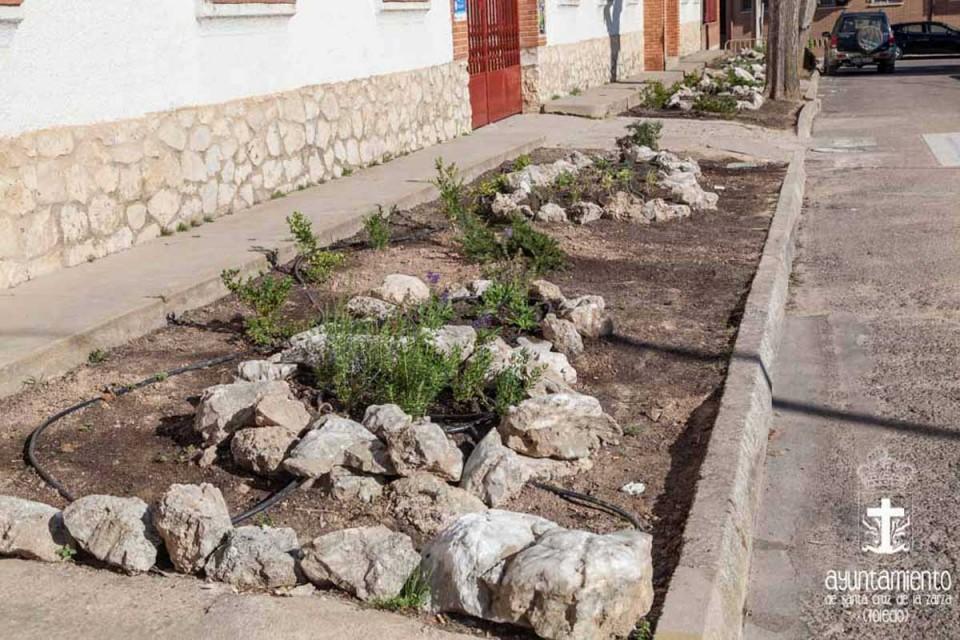 Terminado el Jardín Sostenible de las Escuelas de Infantil