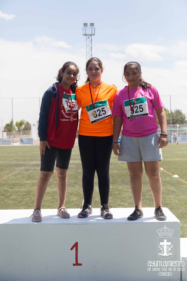 XXII Olimpiada Escolar de la Mancha