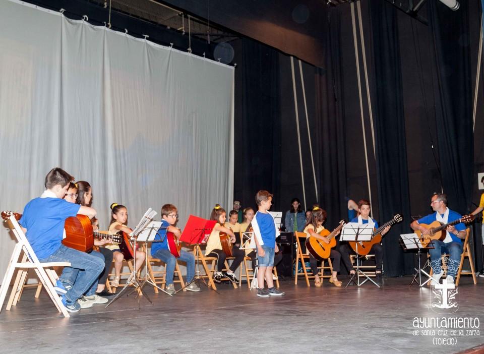 Fin de curso en la Escuela Municipal de Música