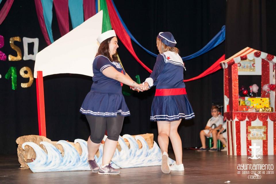 Fiesta fin de curso de los niños y niñas de la Escuela Infantil Municipal