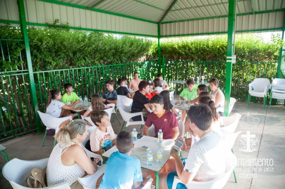 Campeonato de puedo, organizado por el AMPA Velsinia