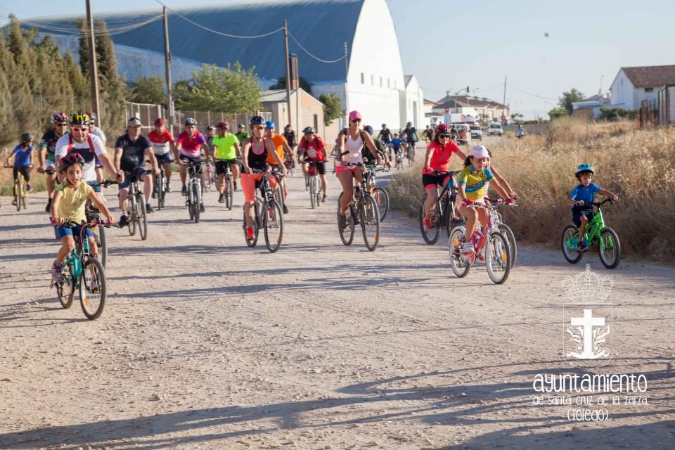 Ruta cicloturista por las encinas centenarias