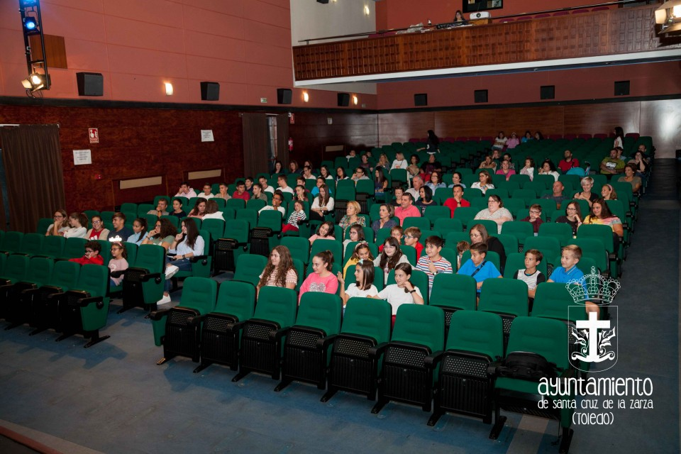 Inauguración del curso 2019/2020 en la Escuela Municipal de Inglés