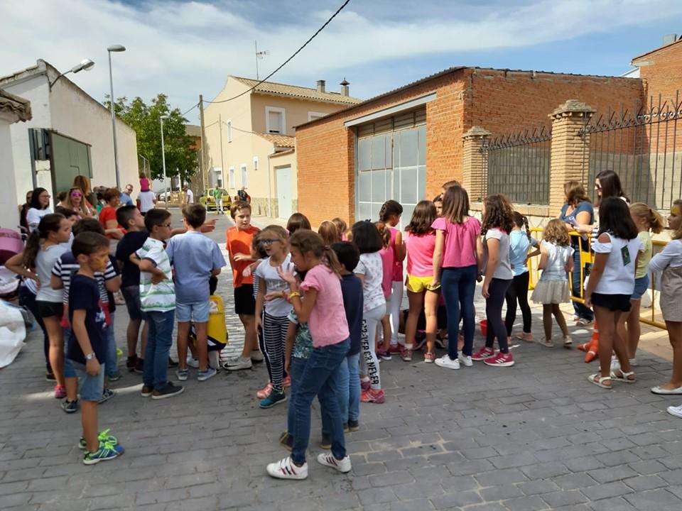Jornada de puertas abiertas en la Casa Cuartel de la Guardia Civil