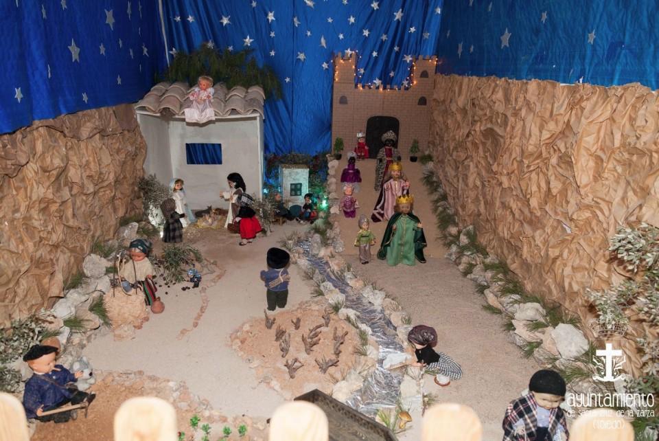 Belenes Tradicionales en Santa Cruz de la Zarza