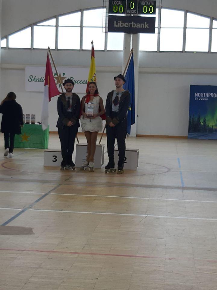 Campeonato Autonómico de Patinaje Grupo Show y Cuartetos