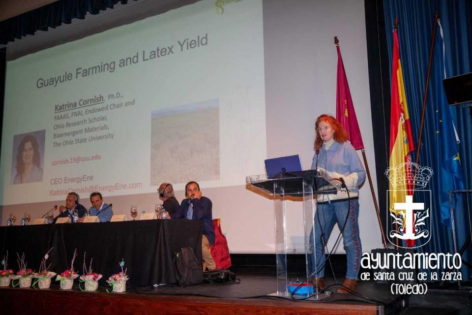 Jornada informativa sobre el cultivo del guayule
