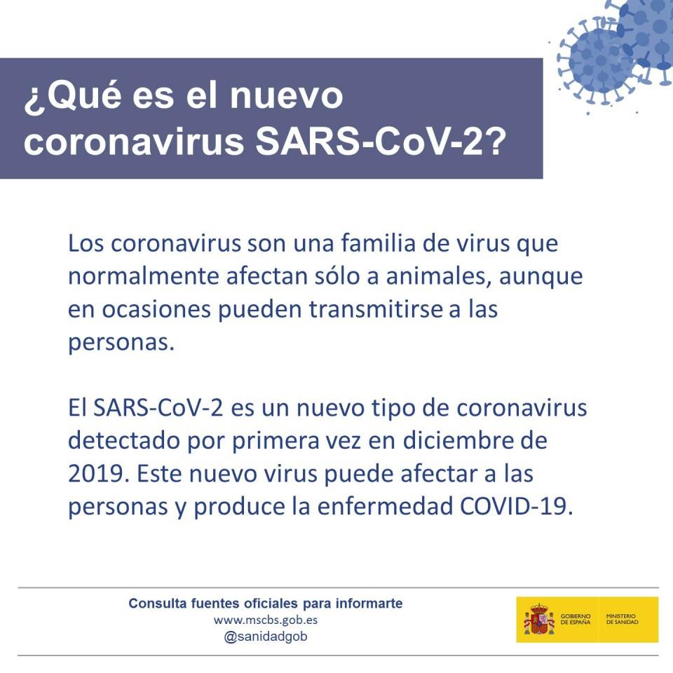 Enfermedad por nuevo coronavirus, COVID-19