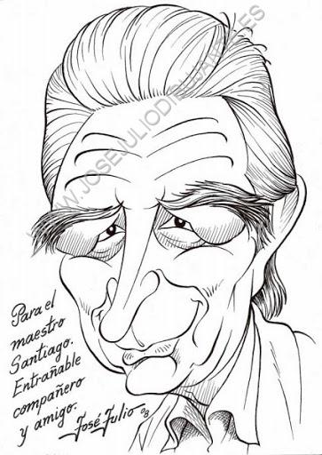 Necrológica Santiago Almarza Caballero