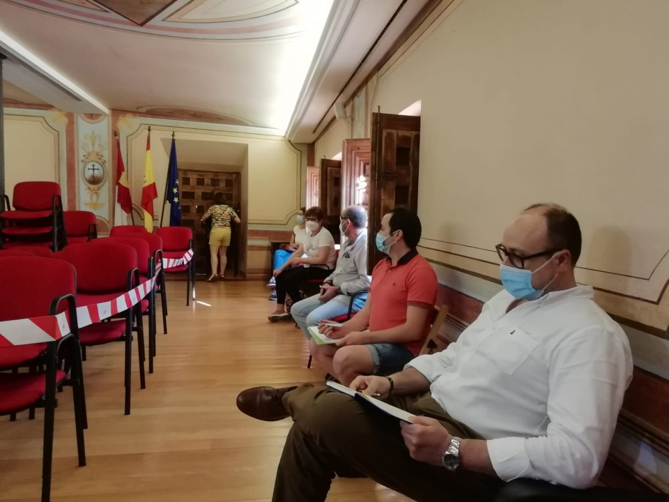 Resumen de la Reunión del Consejo Local de Salud, 3 de Junio 20:00h