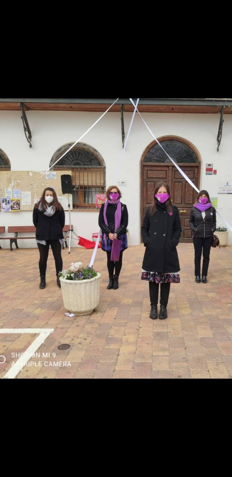 25 DE NOVIEMBRE. Día Internacional para la Eliminación de la Violencia contra la Mujer.